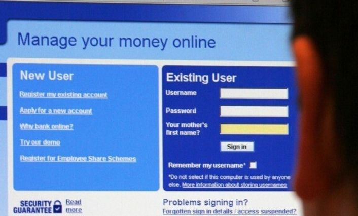 Online Banking Websites