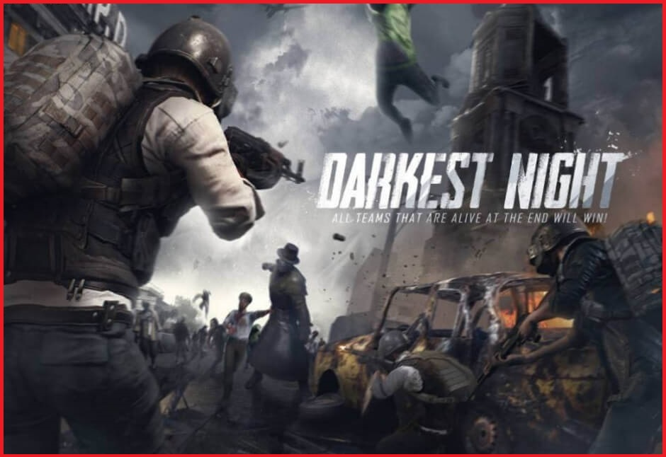 Checkout the Latest PUBG Mobile v0.12.0 Update. [The Darkest Night]