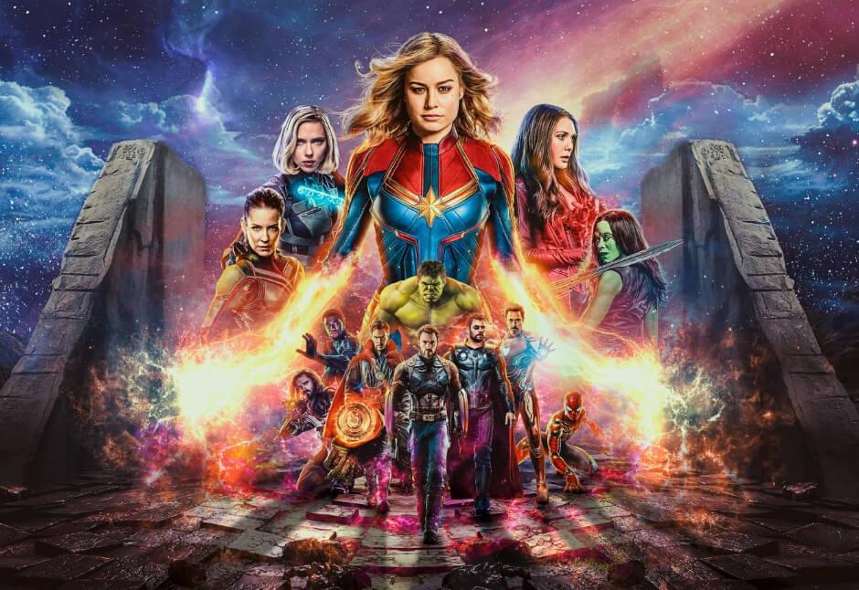 Avengers Endgame – Arnaque de Téléchargement Gratuit [Ne vous faites pas avoir]