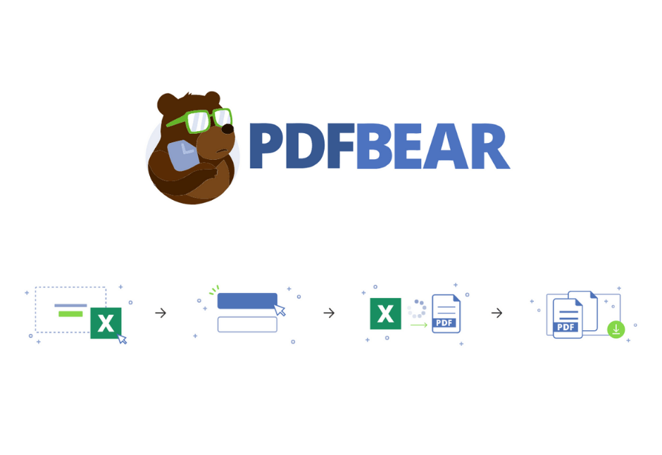 A Comprehensive Guide to Save Multiple Excel Reports to One PDF File Via PDFBear